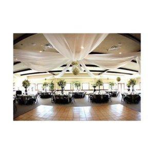 Centre de table, arche, décoration